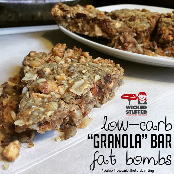low-carb-granola-bar